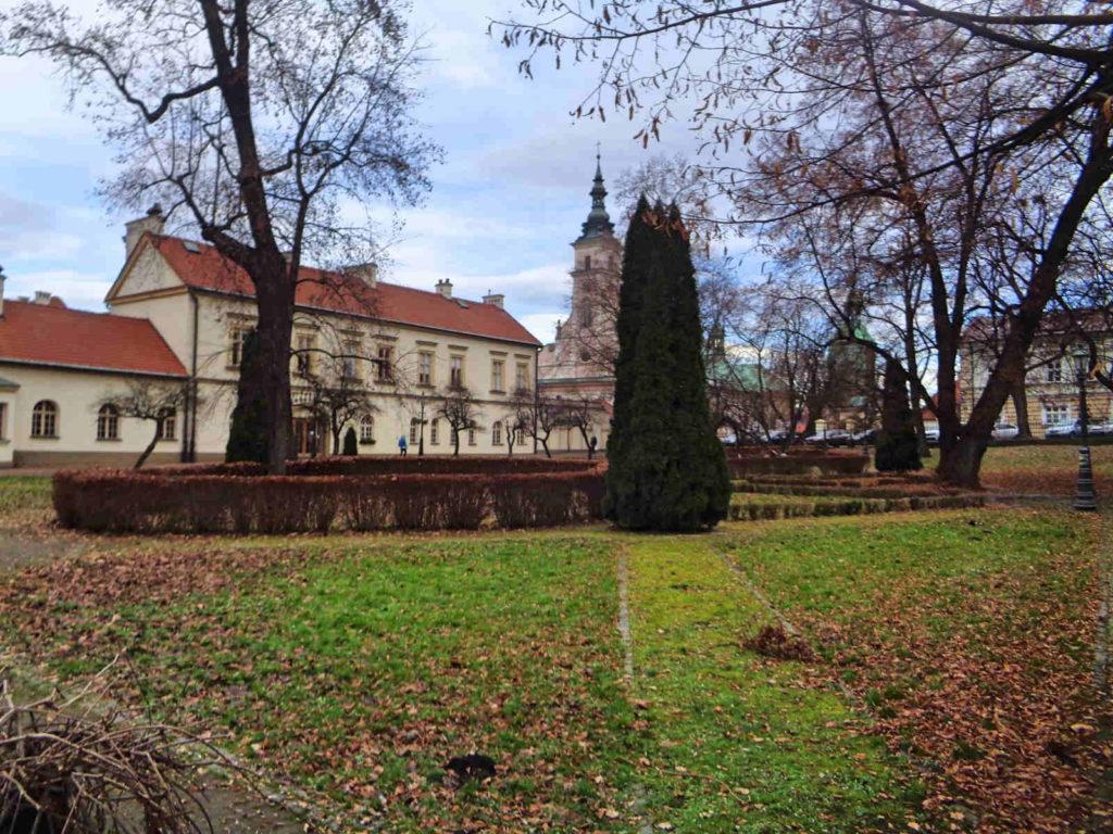 Wieliczka, Ogród Żupny
