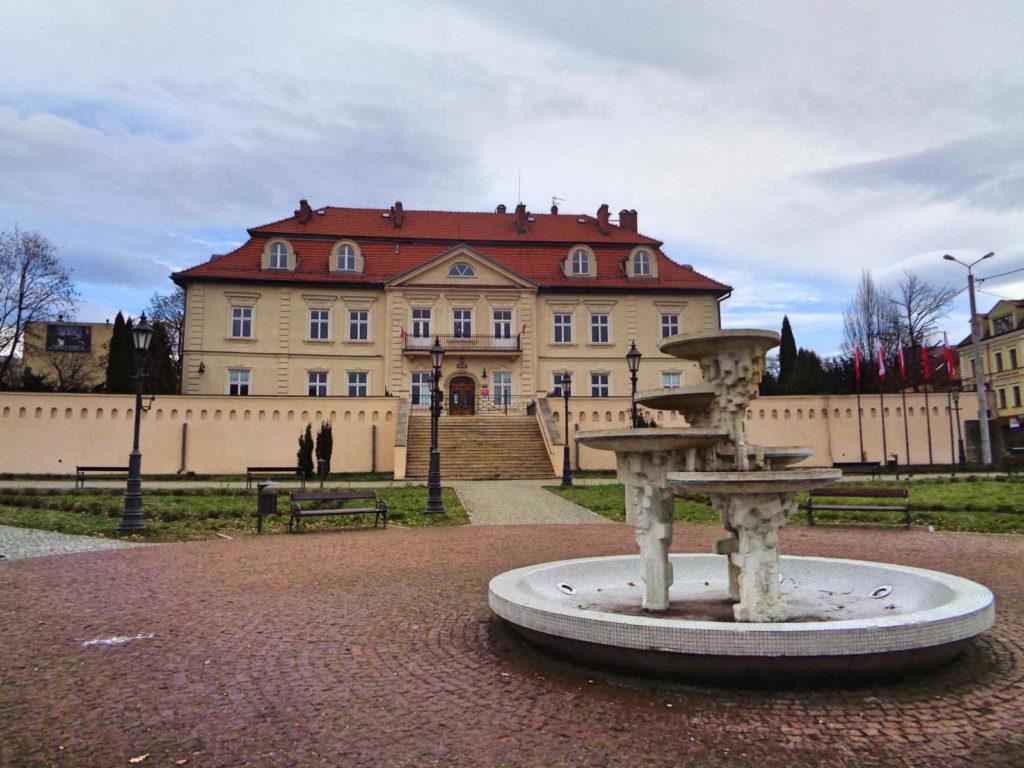 Wieliczka, Pałac Konopków