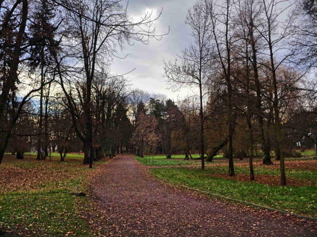 Wieliczka, Park Adama Mickiewicza