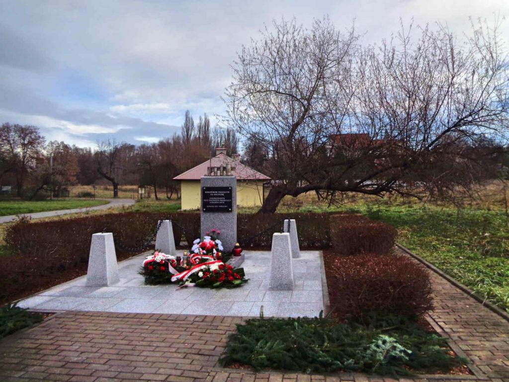 Wieliczka, Pomnik Poległych w II Wojnie Światowej