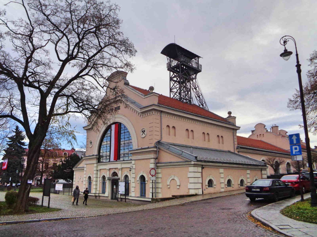 Wieliczka, Szyb Regis