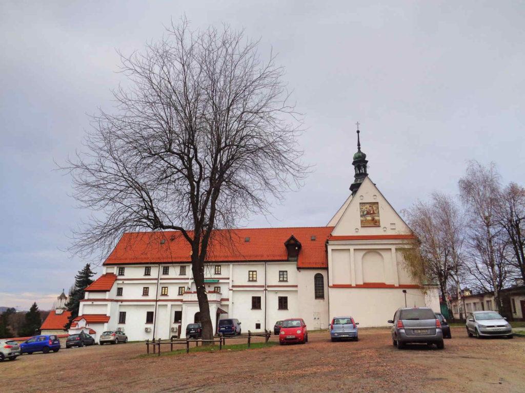 Wieliczka, Zakon Franciszkanów