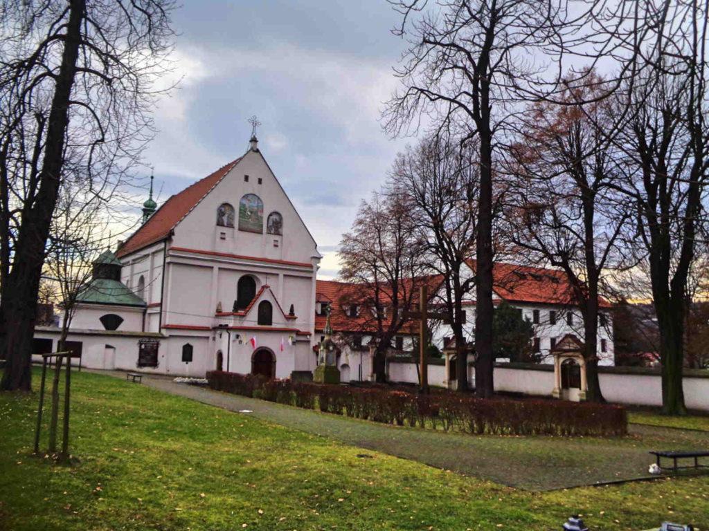 Zakon Franciszkanów, Wieliczka