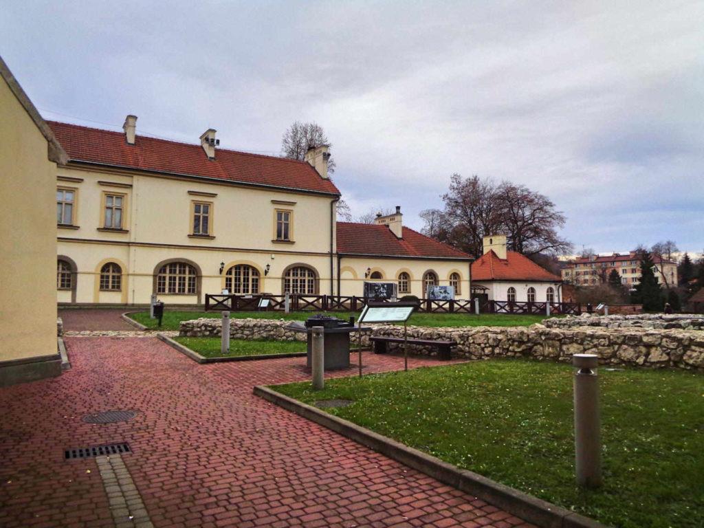 Zamek Żupny, Wieliczka