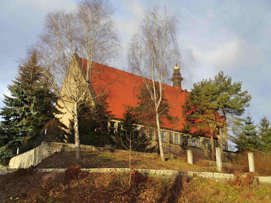 Dziekanowice, Kościół Macierzyństwa NMP