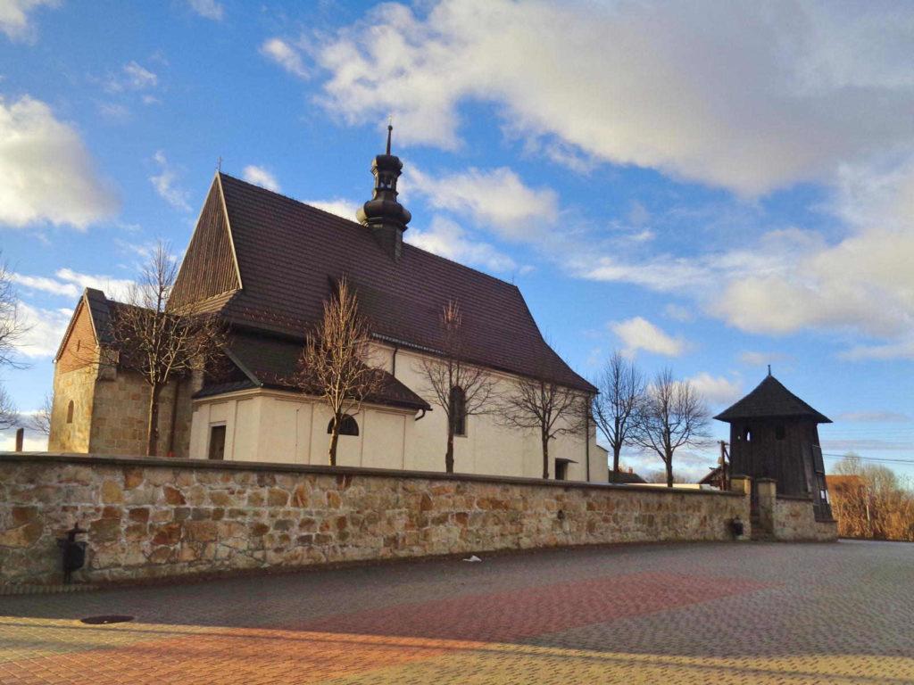 Dziekanowice, Kościół św Marii Magdaleny