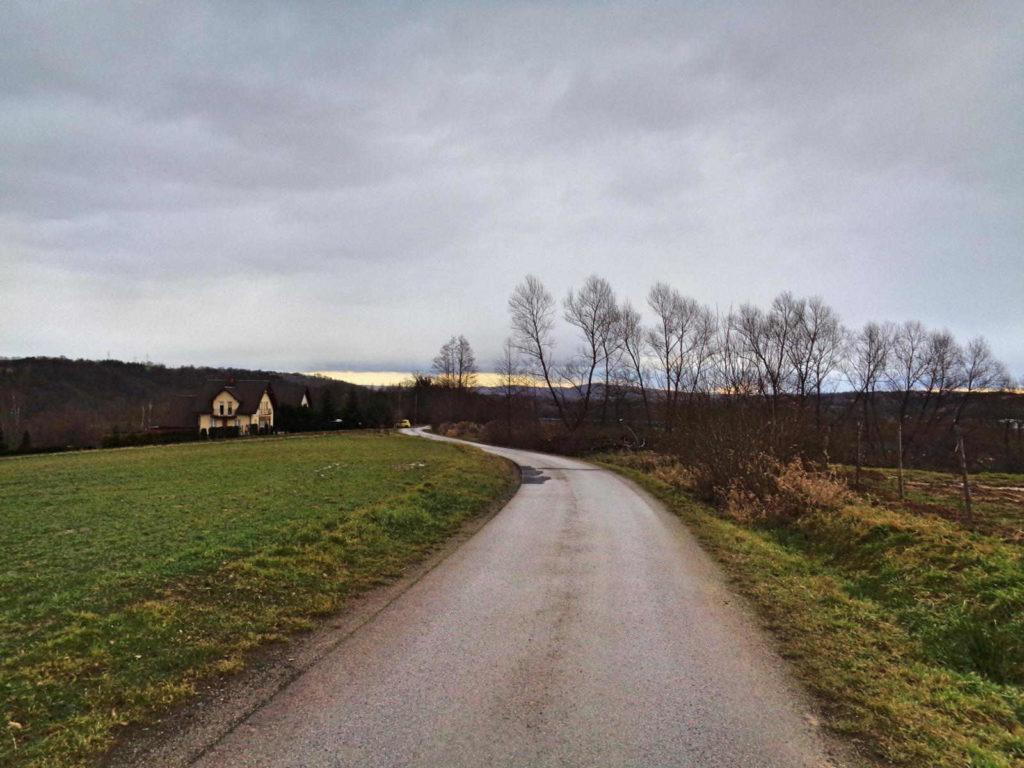Szlak z Dobczyc do Wieliczki