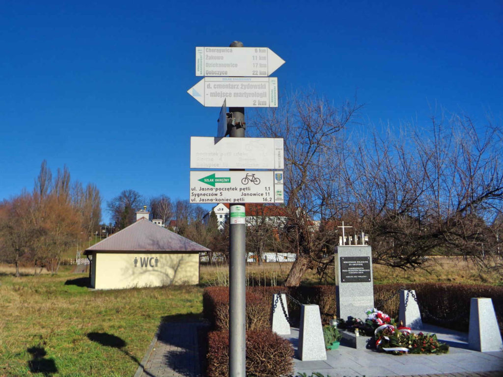 Wieliczka, szlaki turystyczne