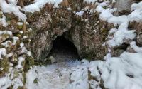 Jaskinia Mylna, wyjście