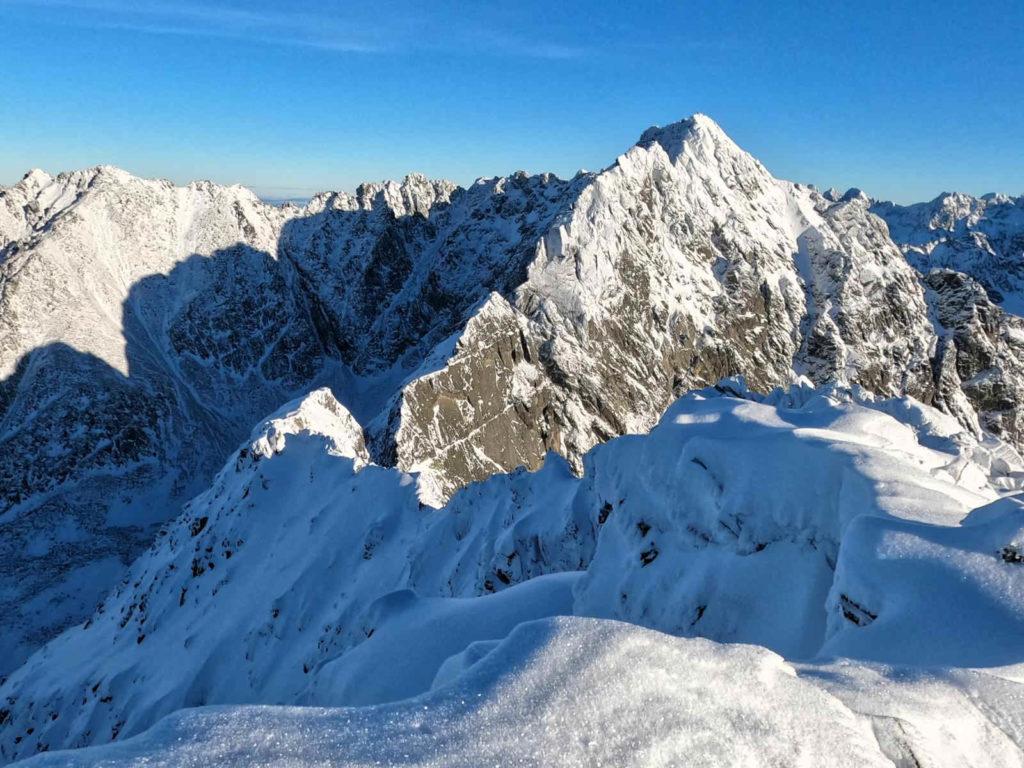 Orla Perć zimą