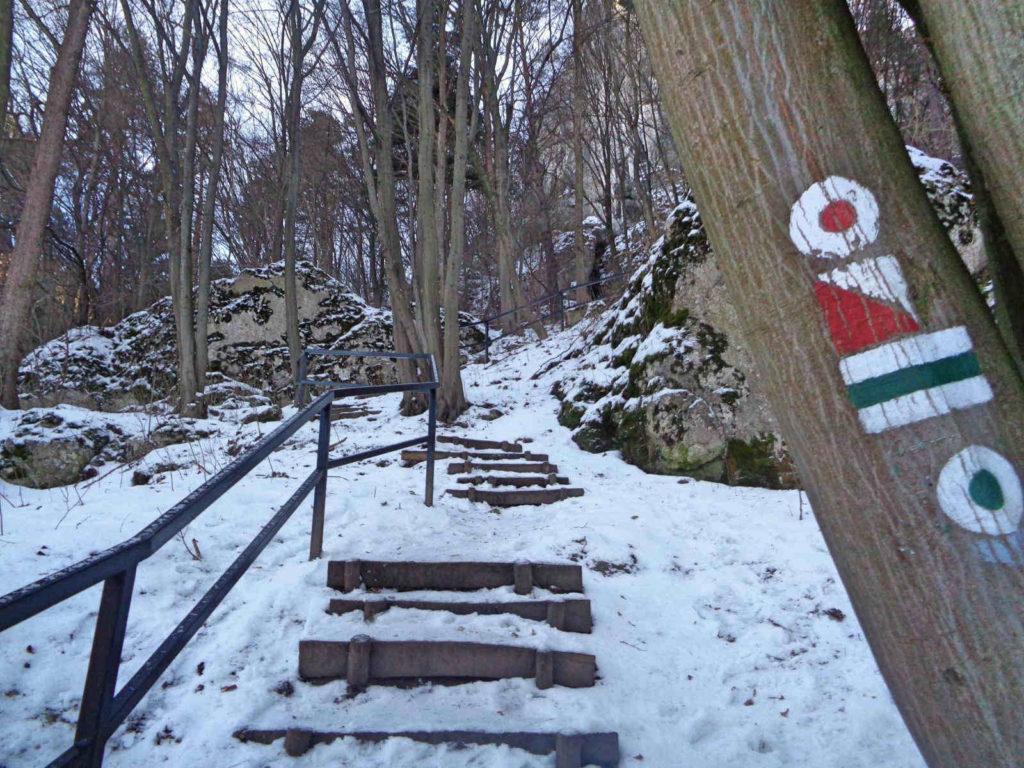 Ojcowski Park Narodowy, szlaki