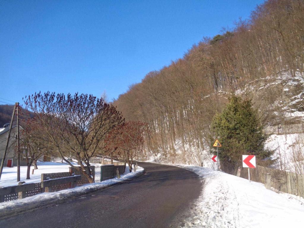 Dojazd do Doliny Racławki