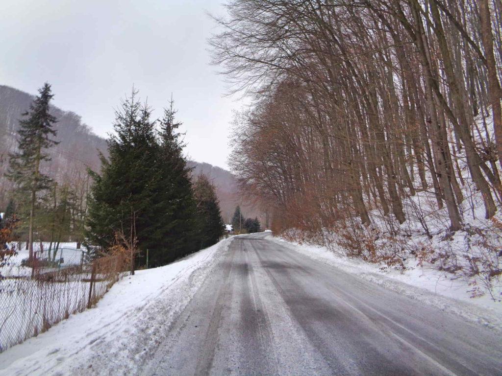 Dolina Racławki, dojazd