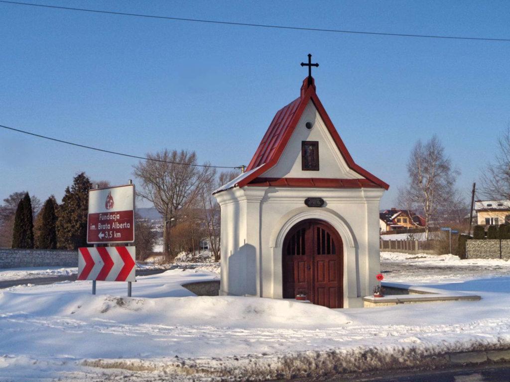 Rudawa, kapliczka