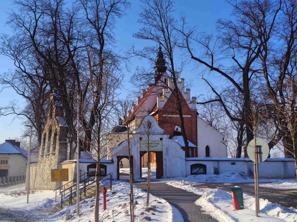 Rudawa, kościół