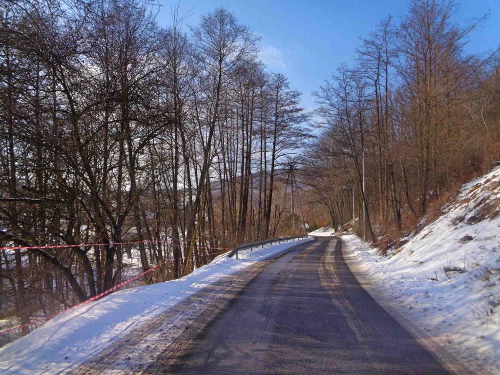 Szlak Rudawa - Dolina Racławki