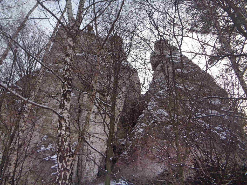 Dolina Szklarki, atrakcje