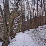 Dolina Szklarki, skały