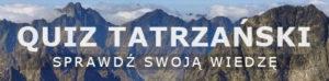 Quiz Tatrzański, banner