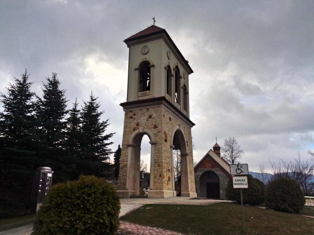 Wiśniowa, dzwonnica