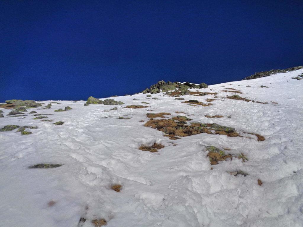 Wejście na Zadni Granat