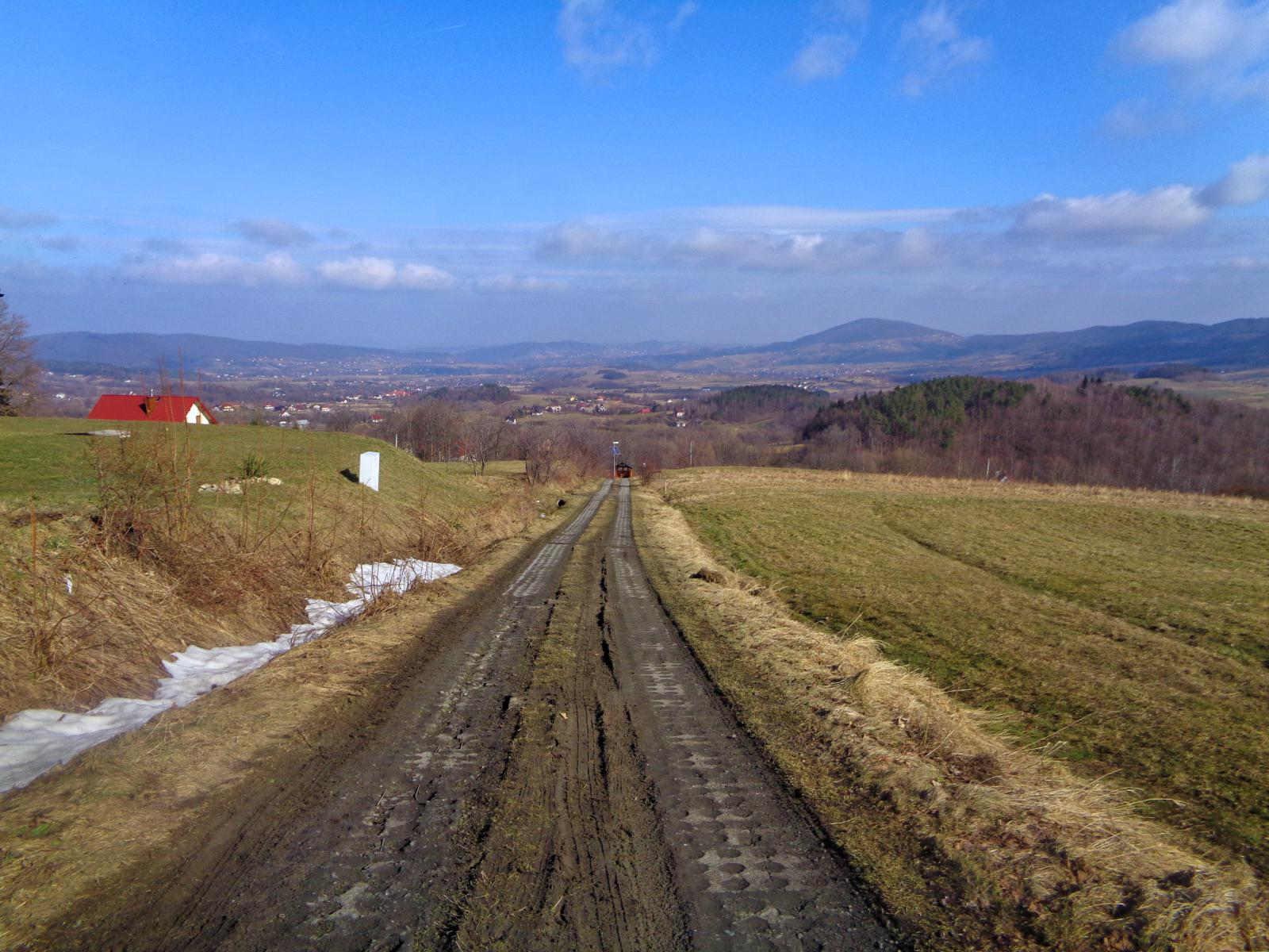 Szlak Lubomir - Wiśniowa