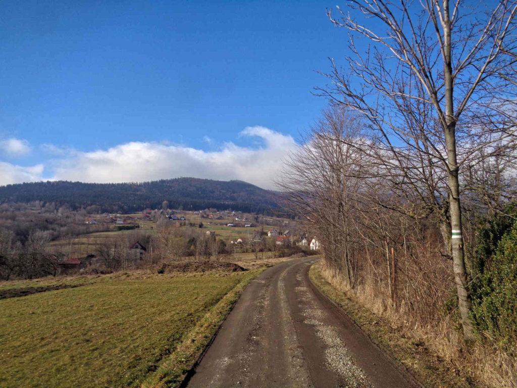 Zielony szlak, Wiśniowa