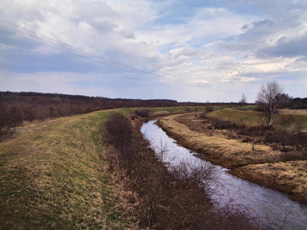 Rzeka Drwinka