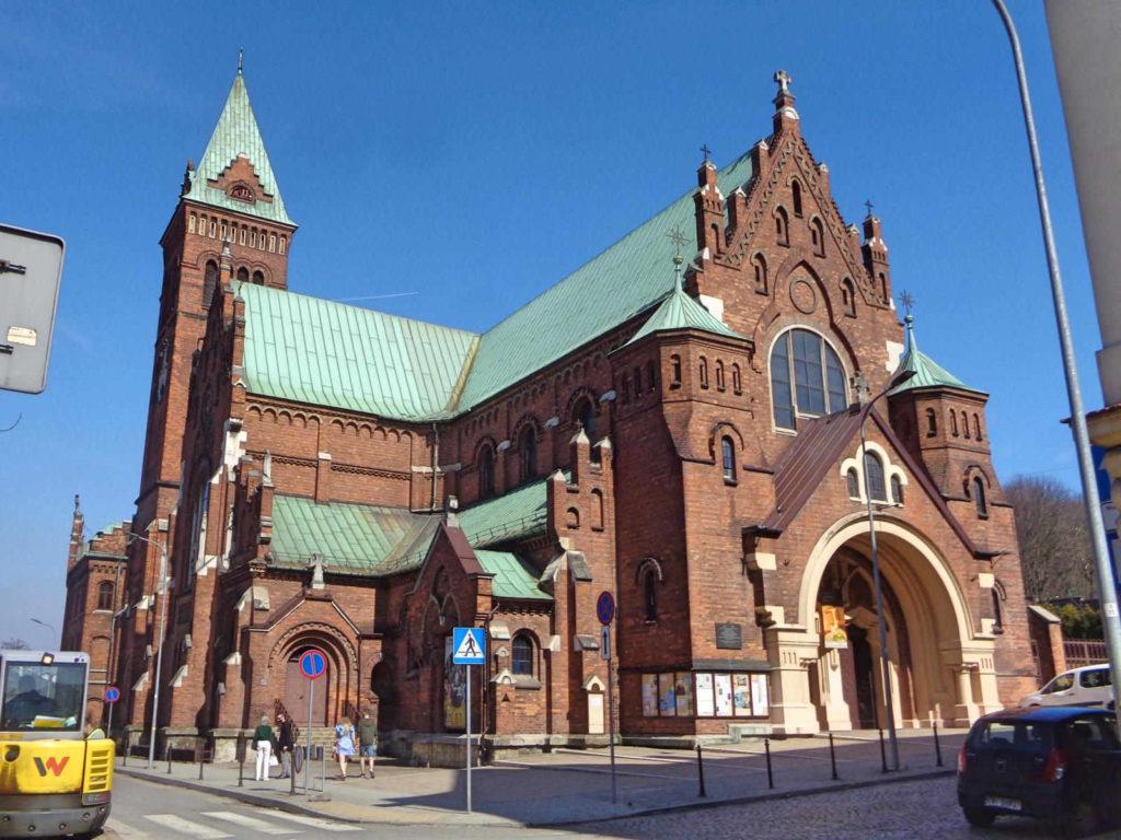 Kraków, Kościół Matki Boskiej Nieustającej Pomocy