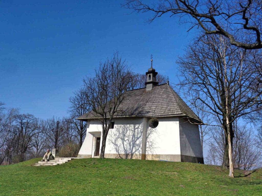 Kraków, Wzgórze Lasoty