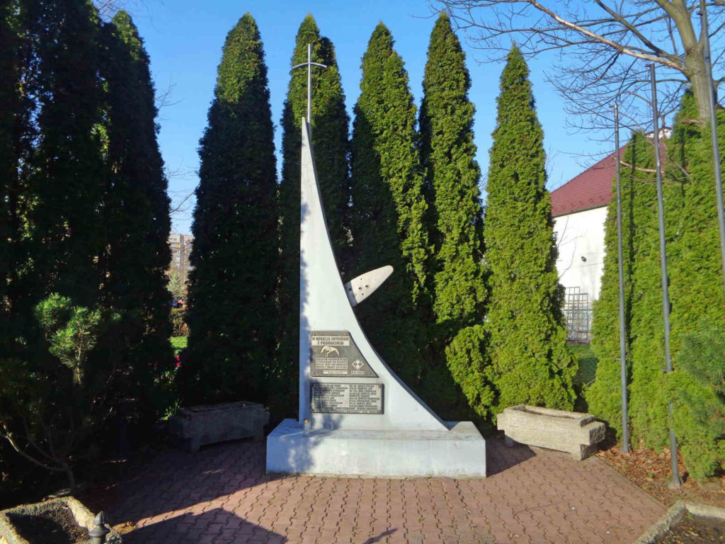 Pomnik lotników z Prokocimia