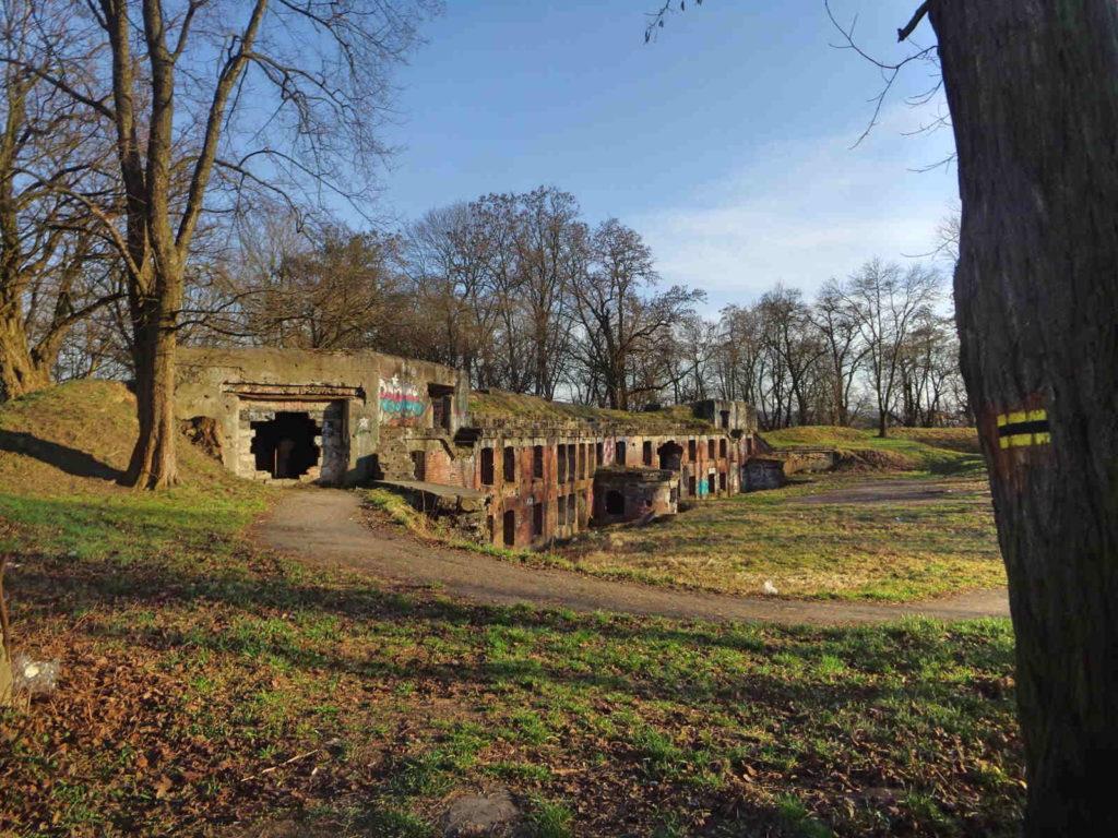 Szlak Twierdzy Kraków, Fort Lasówka