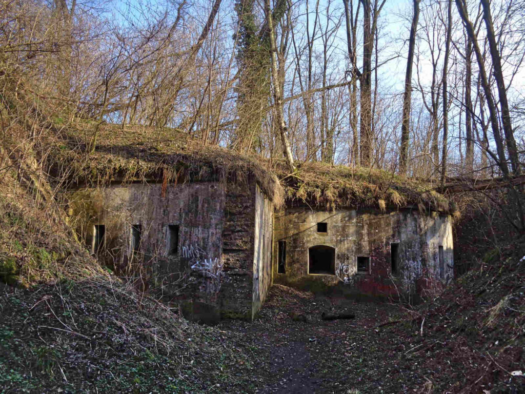 Szlak Twierdzy Kraków, Fort Rajsko