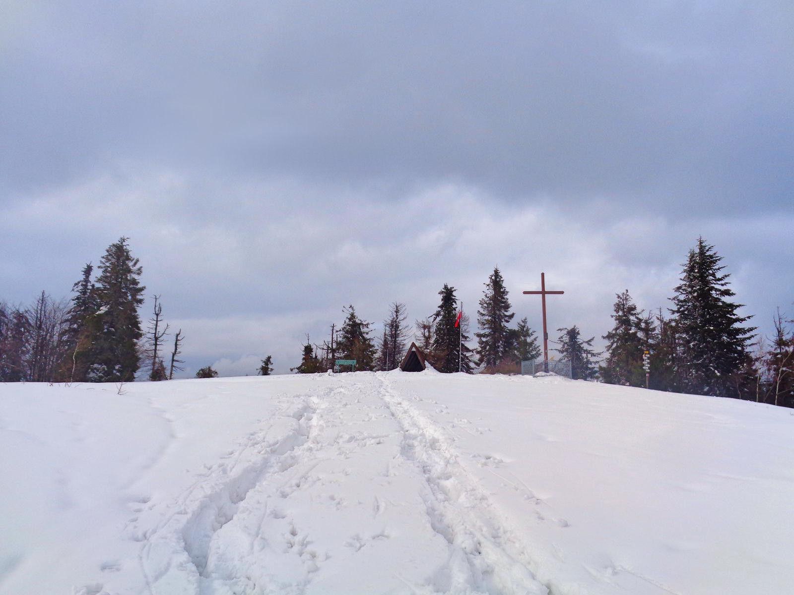 Leskowiec, polana