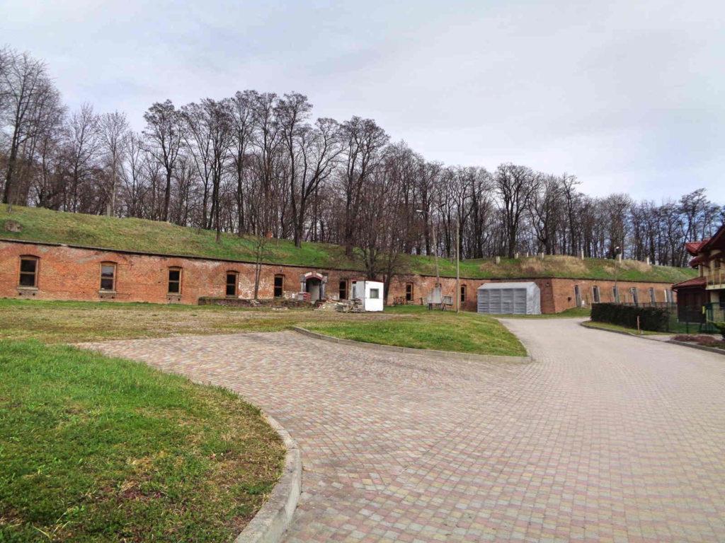 Fort Łysa Góra
