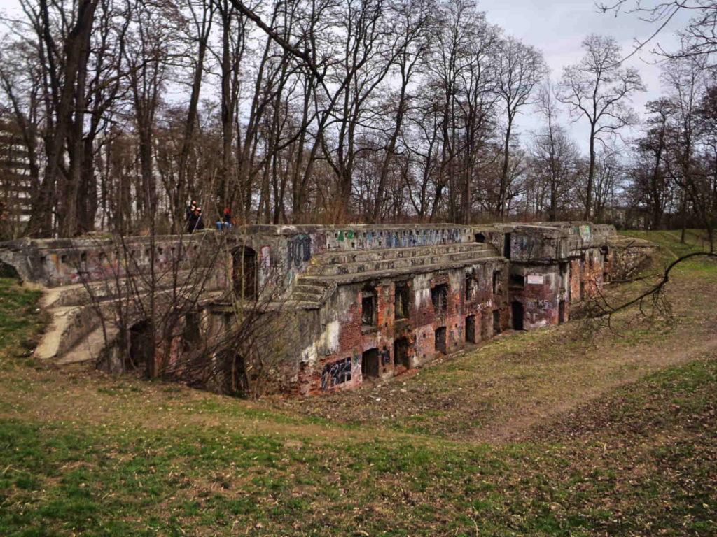 Fort Mistrzejowice