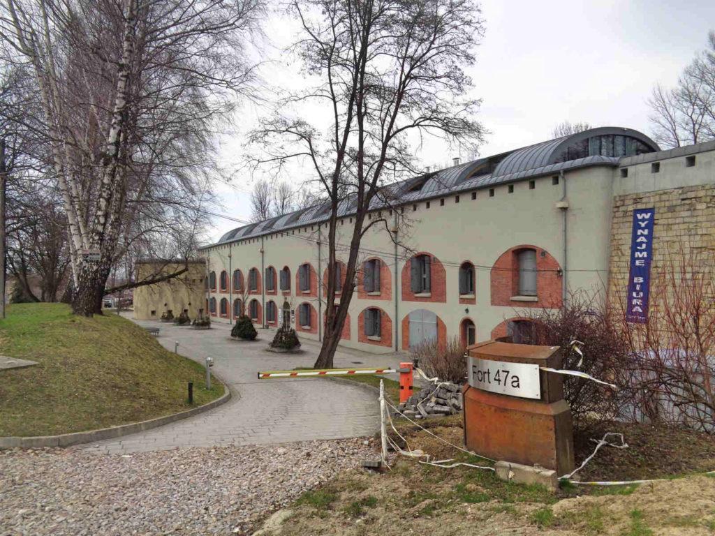 Fort Węgrzyce