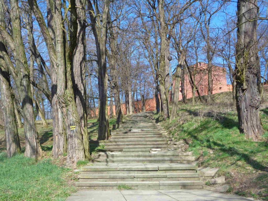 Kraków, Fort Kościuszko