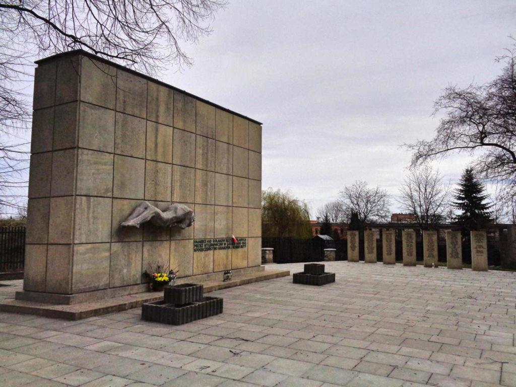 Krzesławice, grób zbiorowy