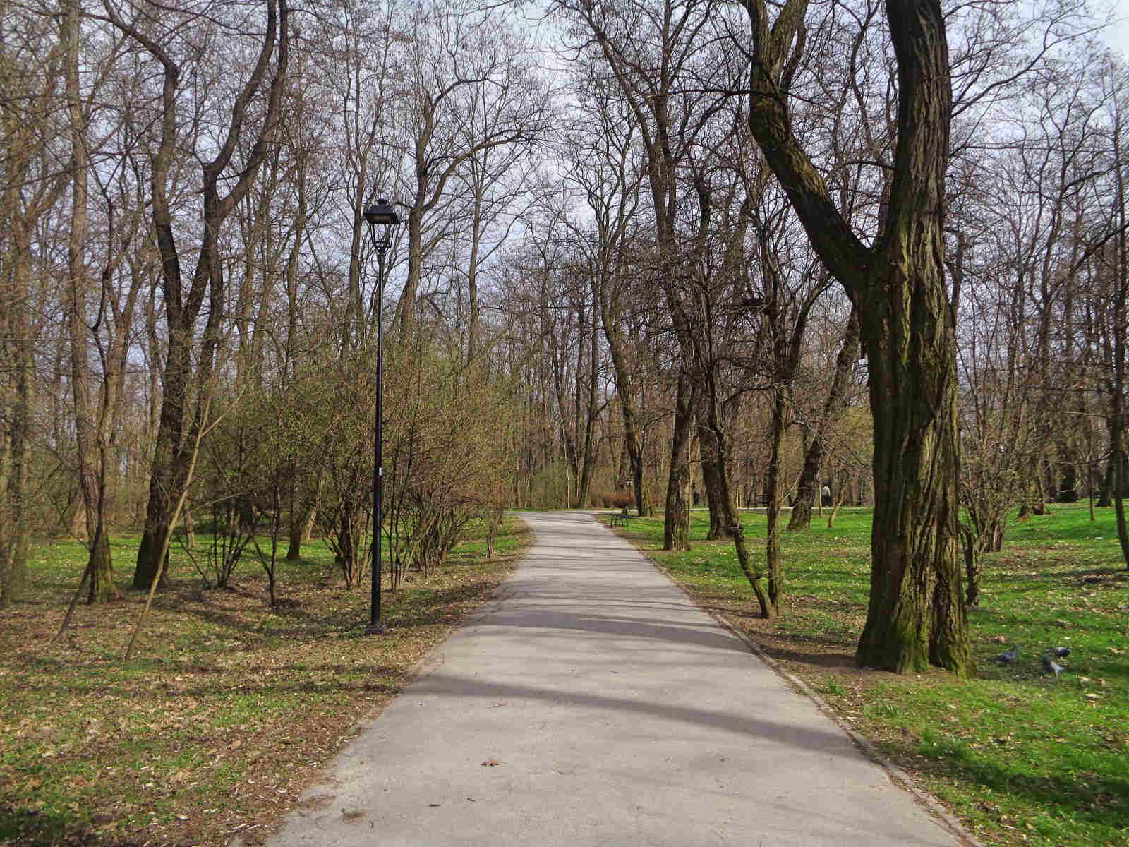Park Mistrzejowicki