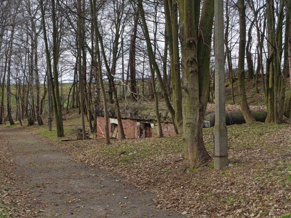 Schron amunicyjny Fortu Zielonki