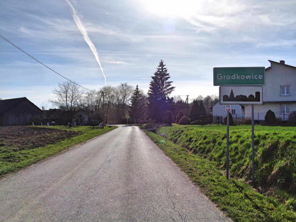 Szlak imienia Żeleńskich, Grodkowice