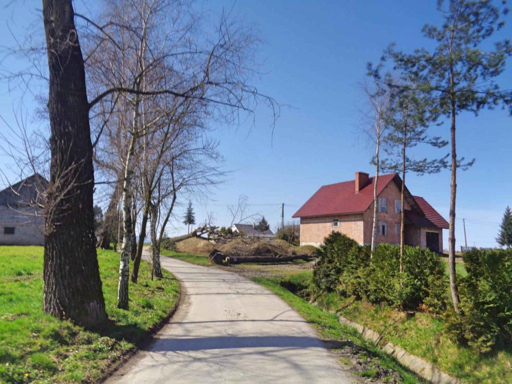 Szlak Żeleńskich, Cichawa