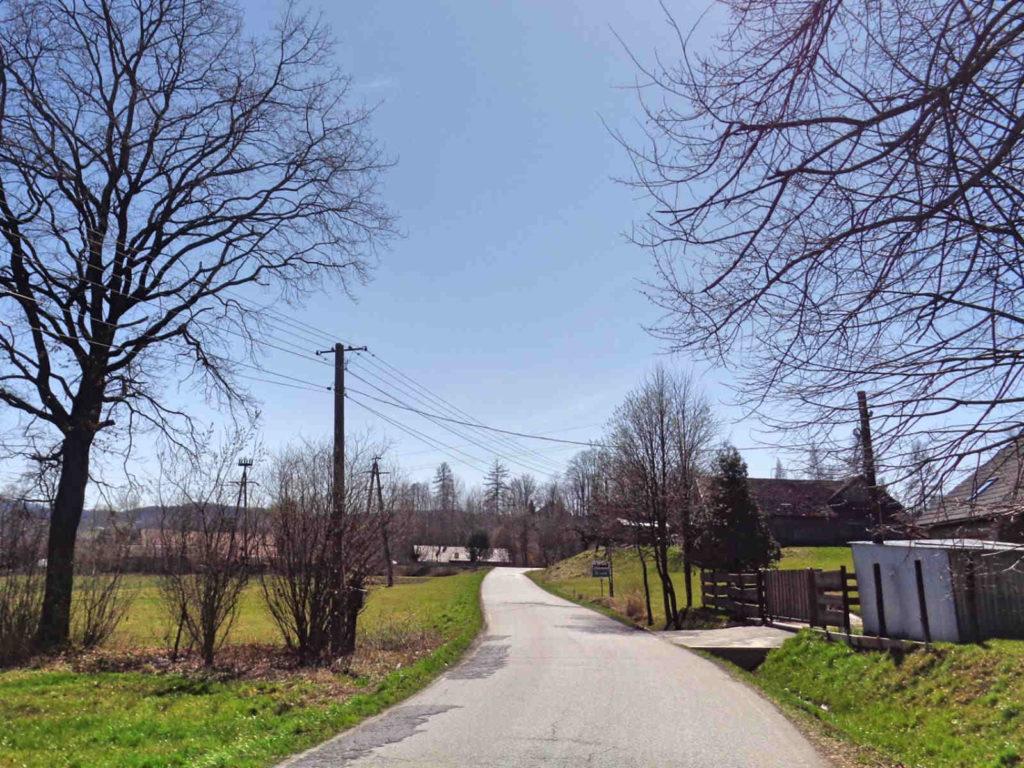 Szlak Żeleńskich, czarny