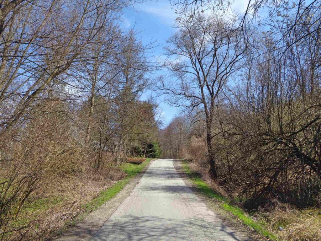 Szlak Żeleńskich, Klęczana