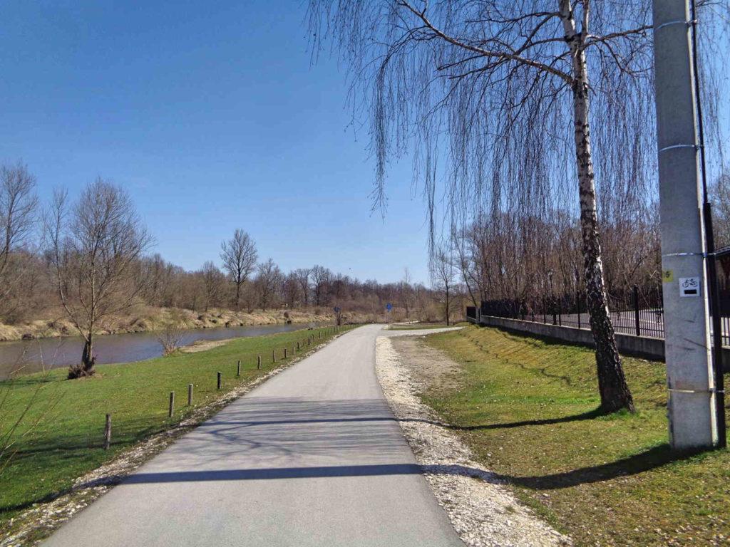 Szlak Żeleńskich, Raba