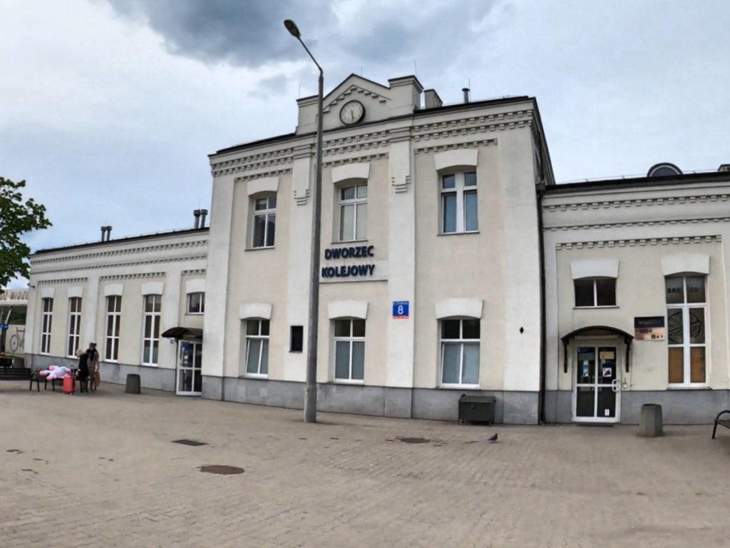 Dworzec Łódź Widzew