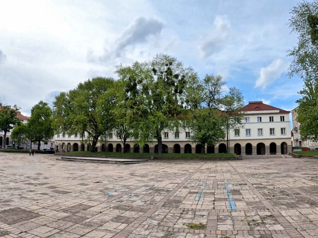 Łódź, rynek