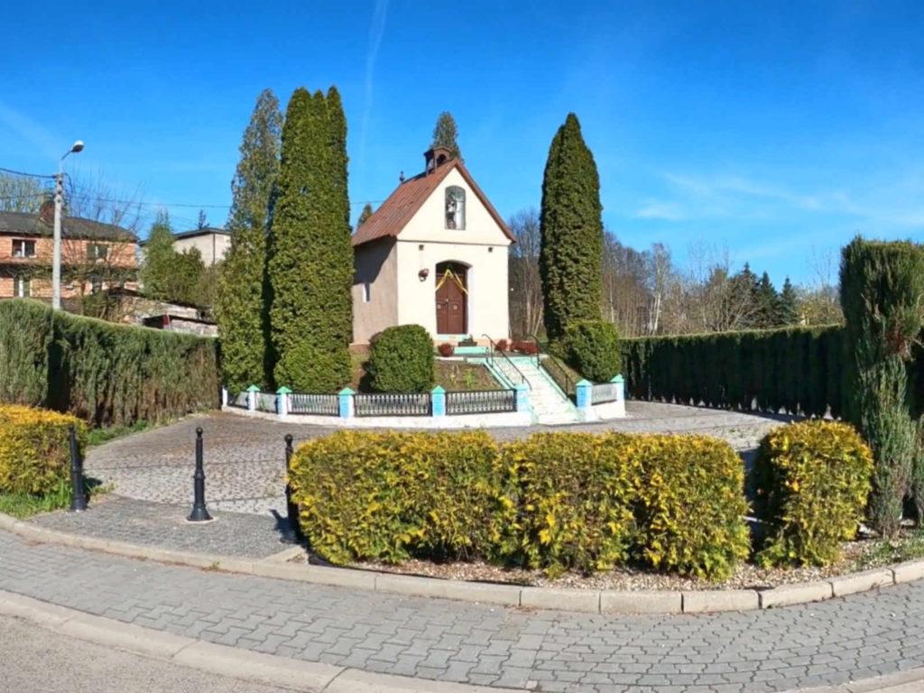 Dąbrowa Górnicza, kapliczka