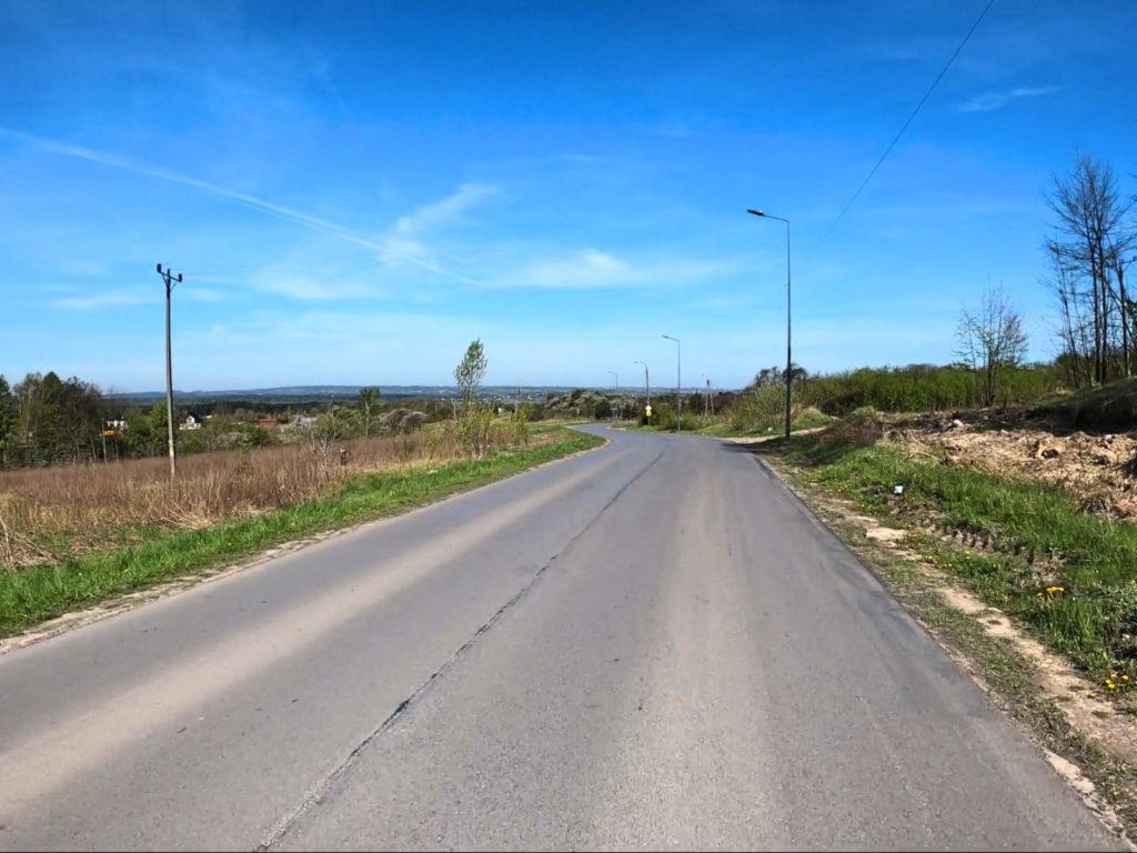 Kraków - Opole rowerem